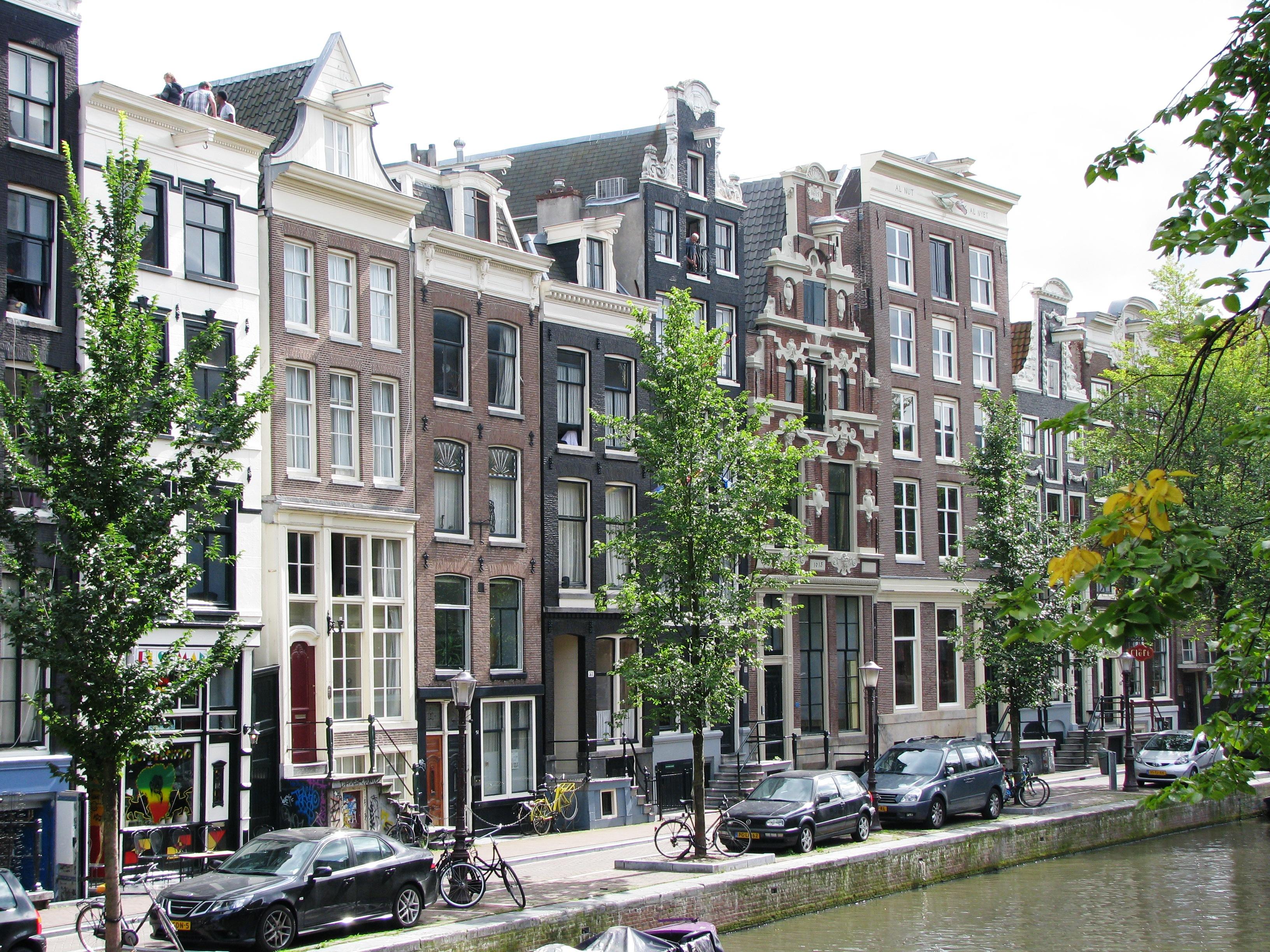дом в амстердаме в картинках любознательной шустрой