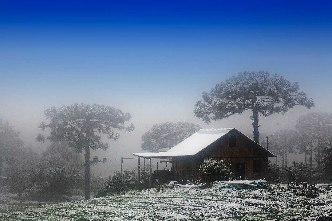 Frio em Caxias do Sul