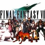 2 - Final Fantasy VII (Playstation) - jogo com muitos diálogos e uma história envolvente que marcou muitos jogadores