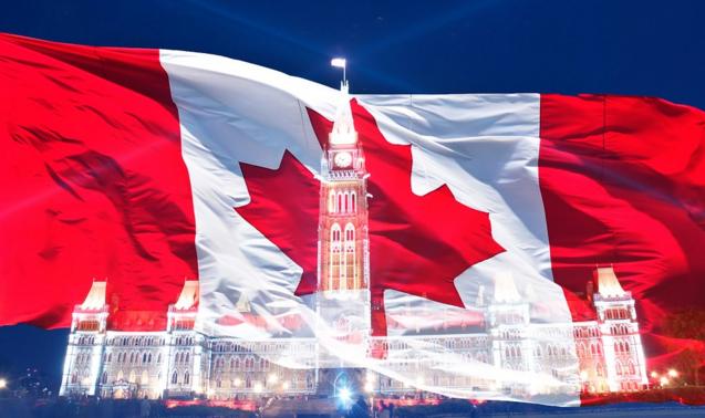 Resultado de imagem para canadá duas lingua