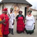 Mulheres da etnia xhosa