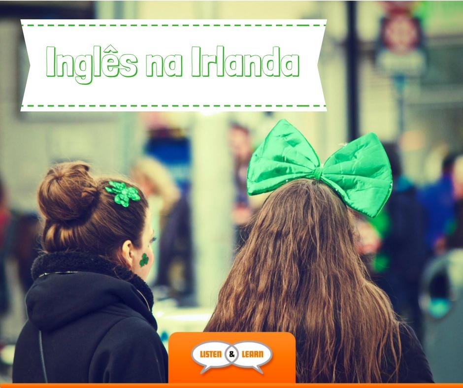 Inglês na Irlanda