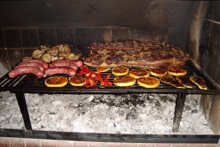 Asado uruguaio